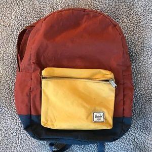 Herschel Color-Block Backpack